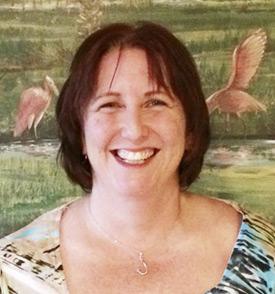 Capt. Melinda Buckley - EC Member At Large
