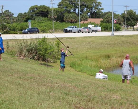 Advanced Teen Angler Camp – 2015